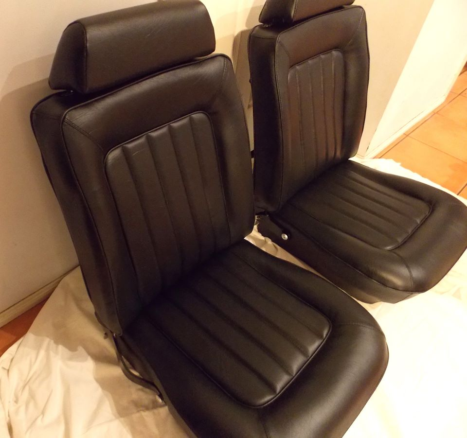 Torana LC SEAT LEATHER