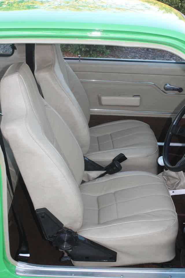 Torana hatchback seats