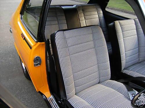 Torana LC GTR SEATS