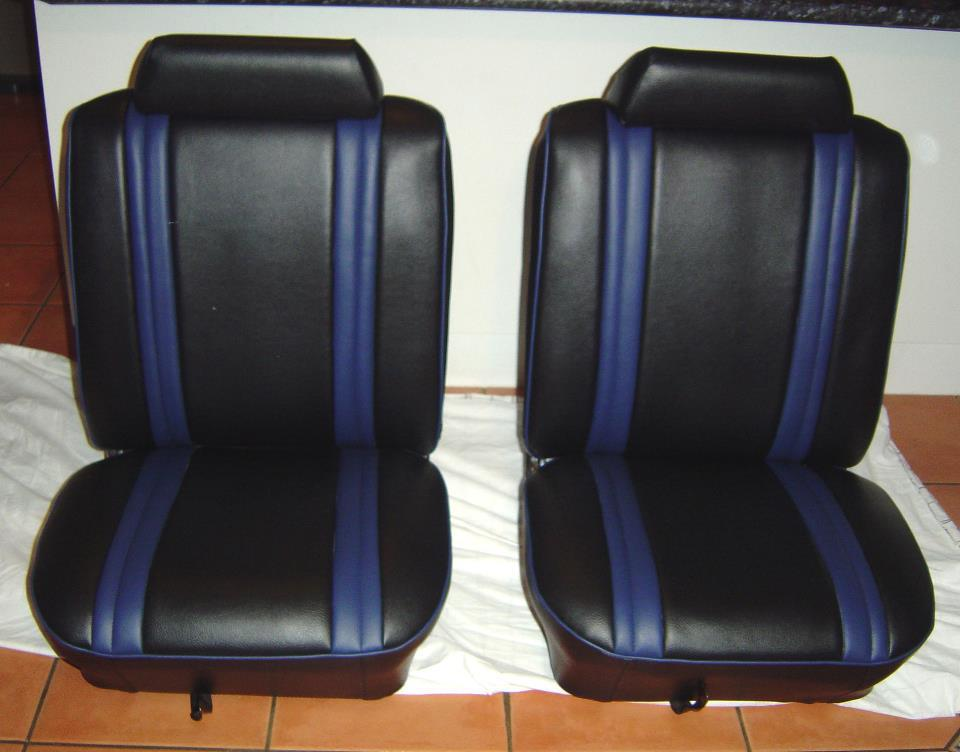 HQ Monaro Seats