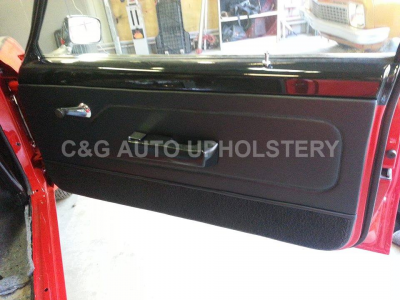 Torana hatchback door trim