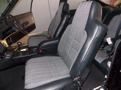 torana hatchback herringbone seats