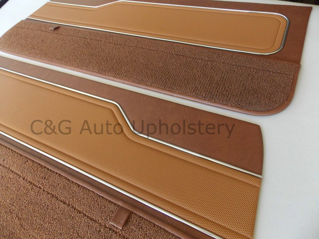 Torana 67 TAN Door trims front