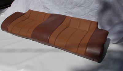 Torana 67 TAN REAR SEAT BASE
