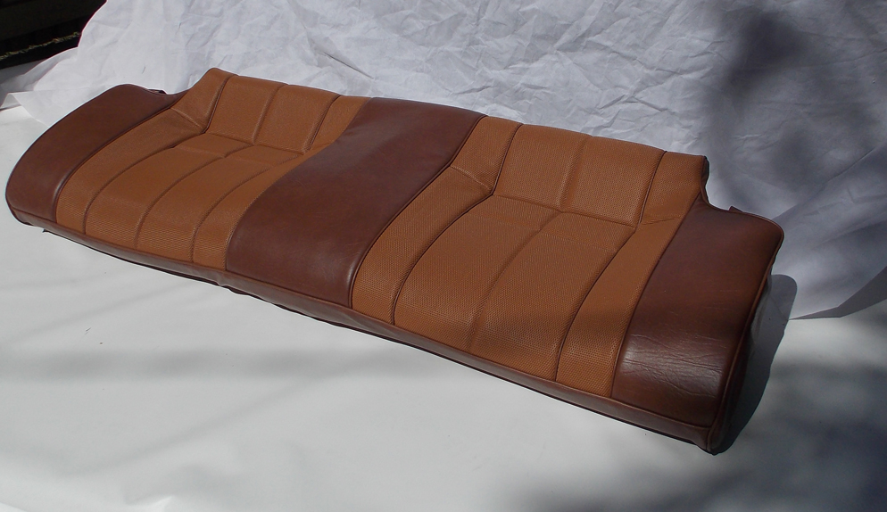 Torana 67 TAN REAR SEAT BASE