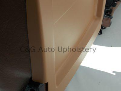 Torana TAN 67 Front Seat Boards