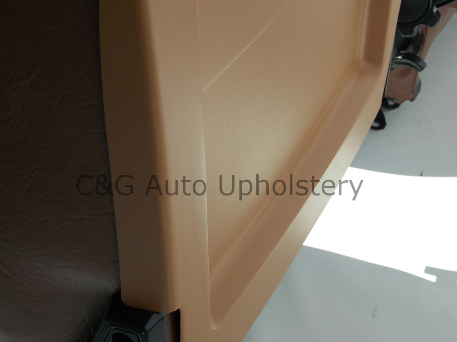 Torana TAN 67 Front Seat Boards