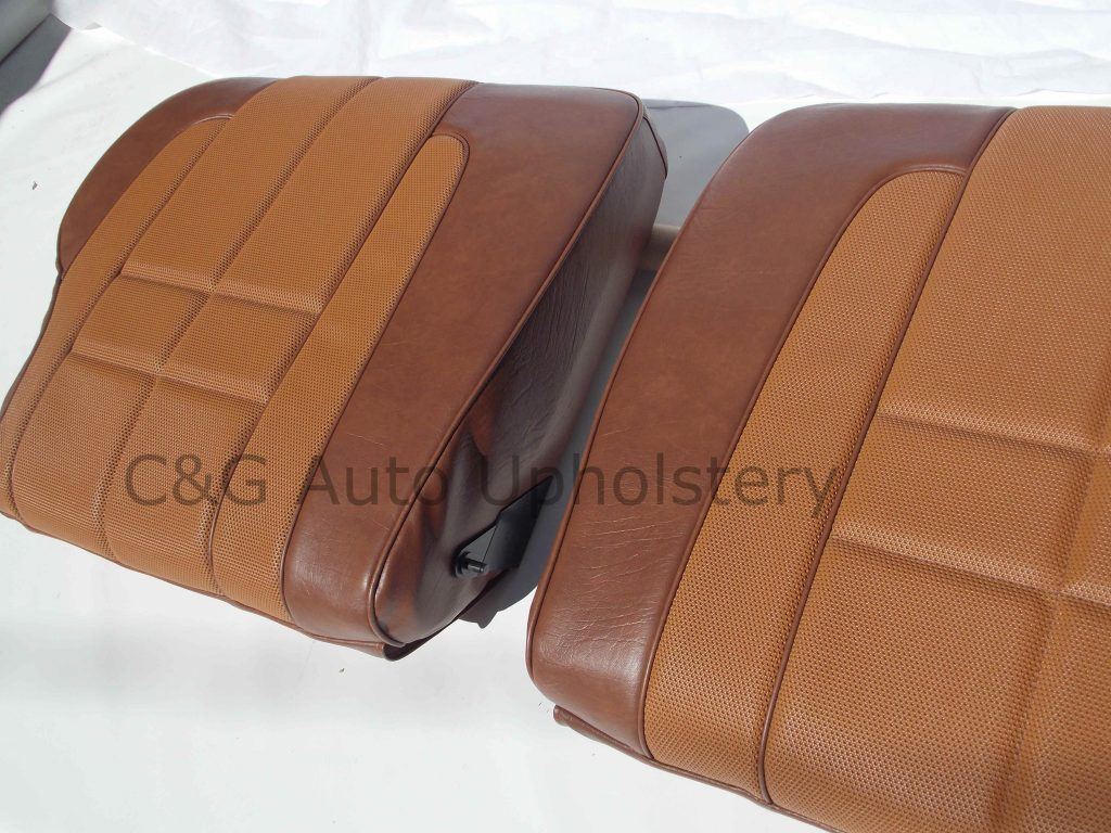 Torana TAN 67 REAR seats