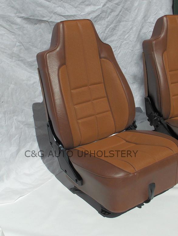 Torana tan 67 Seat